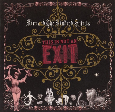 This is not an exit album cover